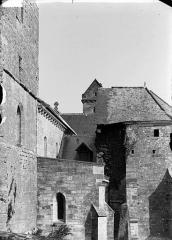 Eglise - Transept, partie