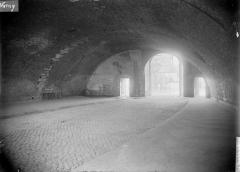Porte Saint-Georges - Intérieur