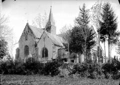 Eglise Saint-Juvin - Ensemble nord-ouest