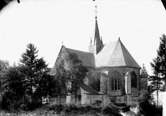 Eglise Saint-Juvin - Ensemble sud-est