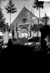 Eglise Saint-Juvin - Façade