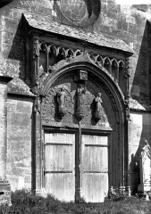Eglise Saint-Juvin - Portail