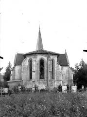 Eglise de Chatel-Raould - Ensemble est