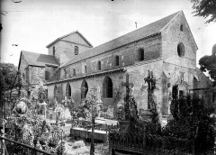 Eglise de la Nativité de la Vierge - Ensemble nord-ouest