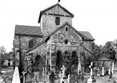 Eglise de la Nativité de la Vierge - Ensemble est