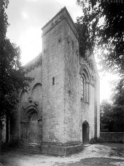 Eglise Saint-André - Angle nord-ouest