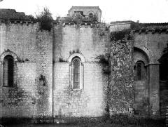 Eglise Saint-André - Façade nord, partie