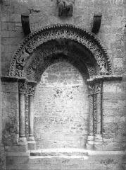 Eglise Saint-André - Portail nord