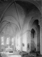 Eglise Saint-André - Choeur et absidiole sud