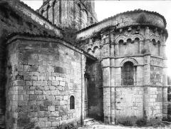 Eglise Saint-Pierre - Abside au sud