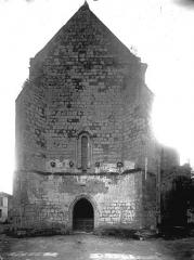Eglise Saint-Pierre - Façade ouest