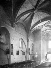 Eglise Saint-Nazaire - Nef, partie sud