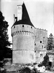 Château - Donjon
