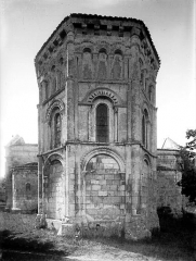 Eglise Saint-Vivien£ - Abside