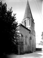 Eglise Saint-Pierre - Clocher, côté nord-est