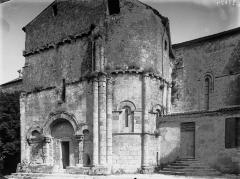 Eglise Saint-Pierre - Côté sud