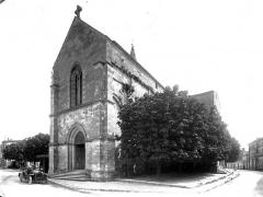 Eglise Saint-Pierre - Côté sud-ouest