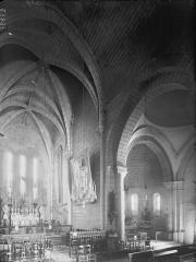 Eglise Saint-Pierre - Choeur, bras sud du transept