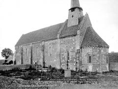 Eglise Saint-Jacques - Ensemble sud-est