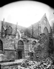 Eglise de Rembercourt - Transept