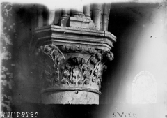 Eglise Notre-Dame-en-Vaux et son cloître - Chapiteaux