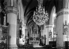 Eglise Saint-Saulve - Choeur