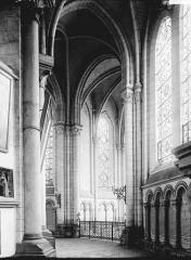 Collégiale, puis cathédrale Notre-Dame, actuellement église paroissiale Notre-Dame - Déambulatoire