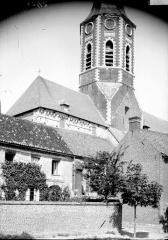 Eglise Saint-Sauveur - Clocher