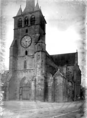Eglise Saint-Pierre - Ensemble ouest