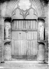 Eglise Saint-Pierre - Portail ouest
