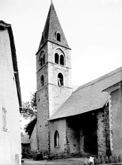 Eglise Saint-Victor - Clocher