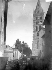 Eglise Notre-Dame (ancienne cathédrale) - Clocher