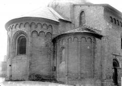 Eglise Notre-Dame (ancienne cathédrale) - Abside