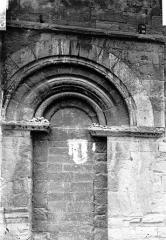 Eglise Notre-Dame (ancienne cathédrale) - Portail condamné