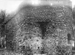 Chapelle de la Trinité - Vue extérieure