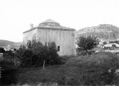 Baptistère dit le Panthéon (chapelle circulaire) - Vue d'ensemble à distance