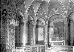 Chapelle Saint-Maxime - Intérieur