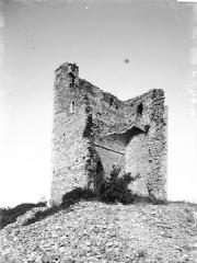 Tour du Mont d'Or (restes) - Ruines