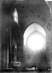 Eglise Saint-Sauveur - Nef
