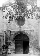 Eglise Saint-Sauveur - Portail