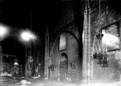 Eglise - Nef vue de l'entrée