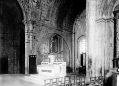 Cathédrale  dite église Notre-Dame-du-Bourg - Choeur