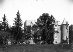 Château - Vue d'ensemble et parc
