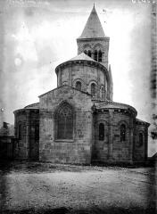 Eglise Saint-Menoux - Ensemble est