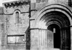 Eglise Saint-Martin - Portail sud