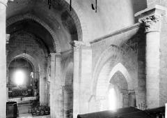 Eglise Saint-Martin - Nef vue de la tribune
