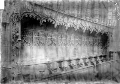 Ancienne abbaye - Stalles