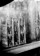 Ancienne abbaye de Brou - Retable
