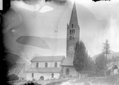 Eglise paroissiale Saint-Chaffrey - Vue d'ensemble