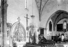 Eglise Notre-Dame-des-Pommiers - Nef